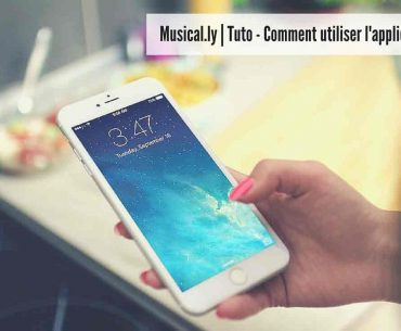 MUSICAL.LY: COMMENT UTILISER L'APPLICATION?