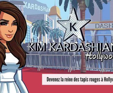 Kim Kardashian Hollywood: Devenez la star d'Hollywood