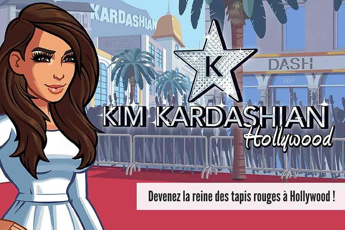 Kim Kardashian Hollywood: Devenez la star d'Hollywood