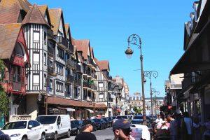 Anniversaire à Deauville